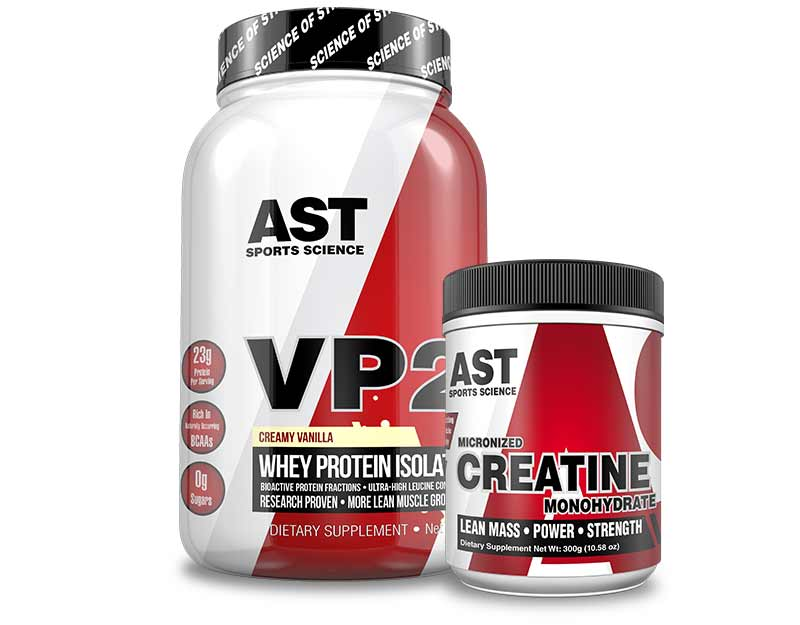 How much water should I use in my VP2 – Micronized Creatine post-workout shakes?
