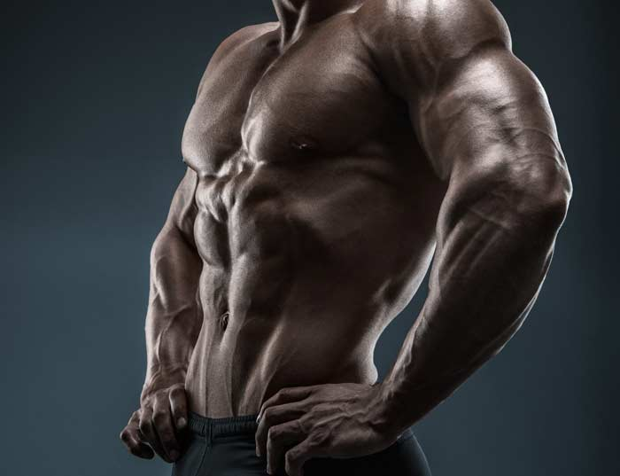 Bodybuilders Fat Loss