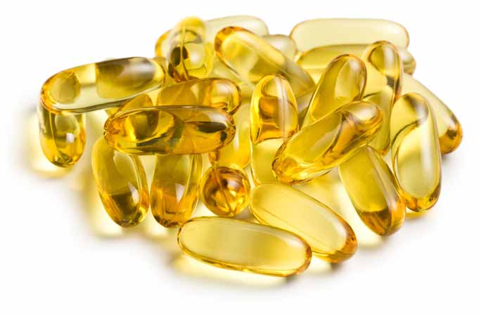 Omega-3 for Joint Pain Relief!