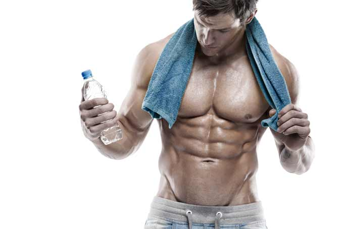 How do I know if I'm drinking enough water so that my performance is not impeded by dehydration?
