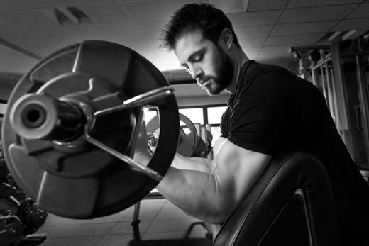 Angling for New Muscle Growth
