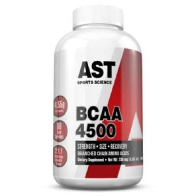 BCAA 4500 Best Branched Chain Amono Acid Supplement