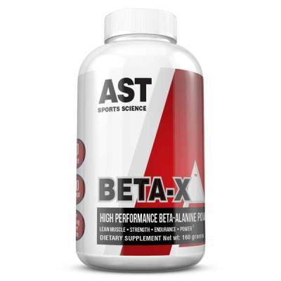 Beta-X - Best Beta Alanine Supplement - Beta-X Powder - Beta Alanine