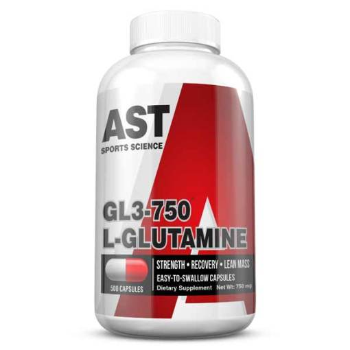 Best Glutamine Supplement - GL3 750 L-Glutamine Caps