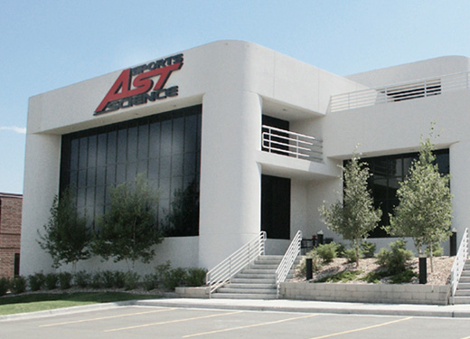AST Sports Science World Headquarters
