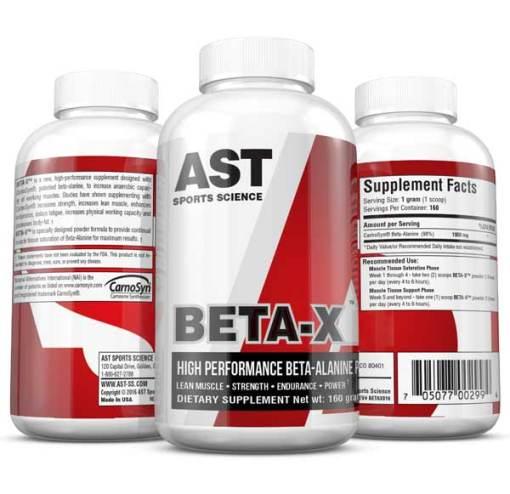 Beta-X Beta Alanine