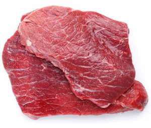 Raw Steak High Protein