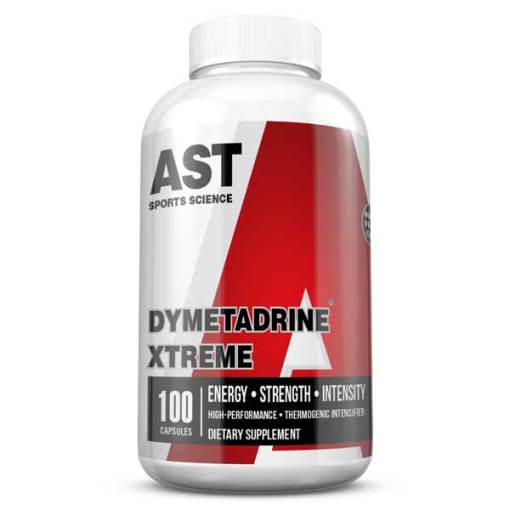 Dymetadrine Xtreme is a potent pre-workout energizer and fat burner.