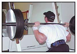 Jeff Willet Max-OT squats