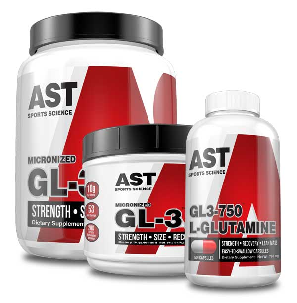 Glutamine, Glycogen and Carbohydrates to Pack on Muscle and Get Shredded