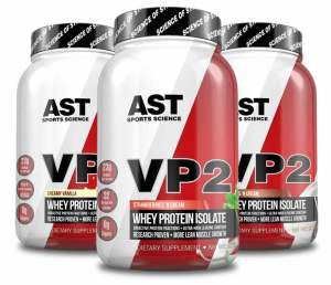 VP2 Whey Isolate - Best Whey Protein