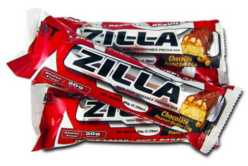 Zilla Bar - World's Best Tasting Protein Bar