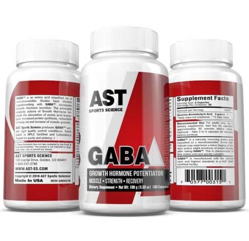 Best GABA Supplement - GABA - Growth Hormone Potentiator