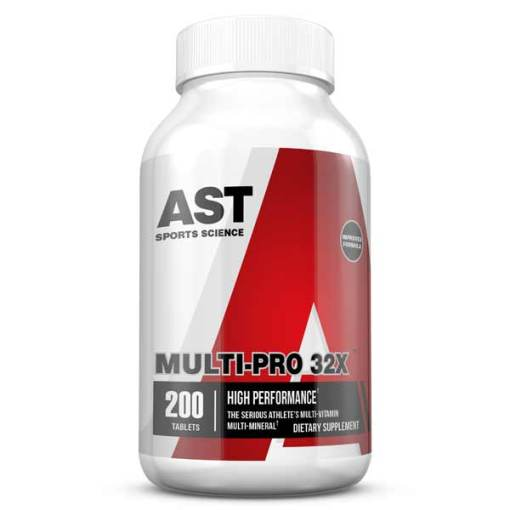 MultiPro 32X - The Serious Athlete's Multi-Vitamin