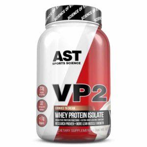 VP2 Whey Isolate Cookies & Cream - Best Whey Protein
