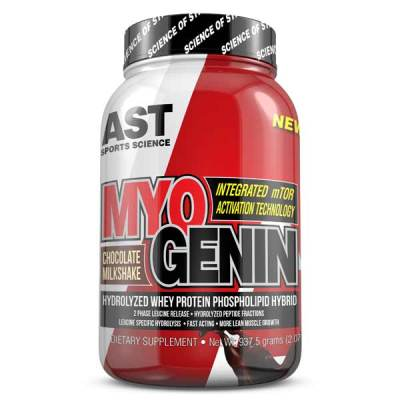 MyoGenin - The World's First Active Protein