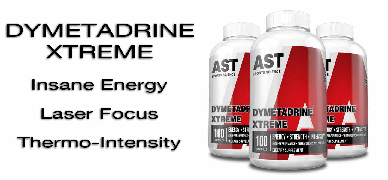 Dymetadrine Xtreme - Insane Energy - Obliterate Bodyfat