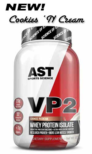 VP2 Cookies and Cream - Best Whey Protein