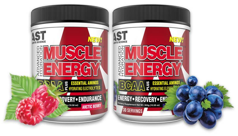 Prevent Fatigue, Boost Performance, Speed Recovery and Build-Muscle with BCAA
