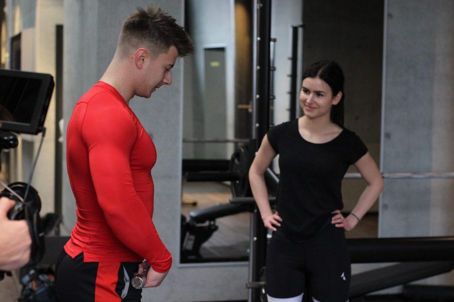 Daniel Mularczyk, trener personalny na siłowni, zawód trenera personalnego, zostać trenerem personalnym