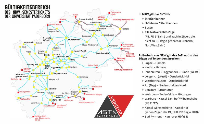 Hvv Karte Verloren.Semesterticket Asta Der Universität Paderborn