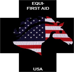 equi-first aid USA logo