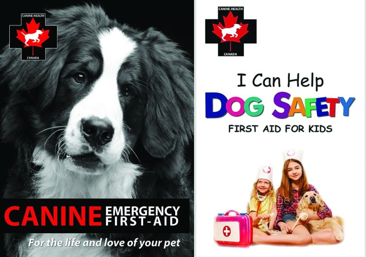 canine first aid manual covers