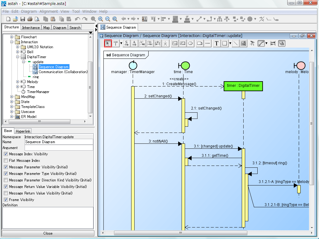 system sequence diagram visio fully labeled human skeleton uml free engine image for