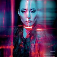 Rinko Kikuchi  for V Magazine Fall Preview 2013