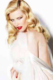 claudia schiffer launches haircare