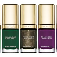 The Beauty Of Nails - Dolce & Gabbana's New Stunning Nail Lacquers