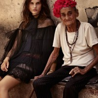 Havana Days - Giedre Dukauskaite by Takay for Marie Claire US September 2015