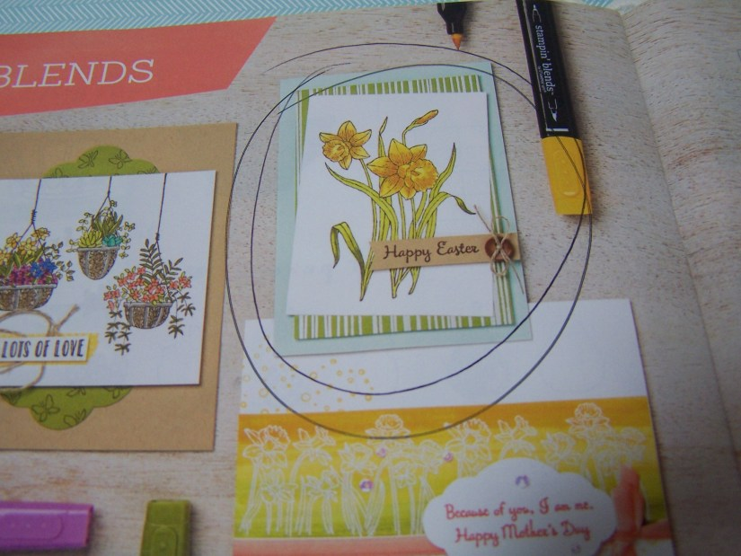 Card to CASE for my Card Class!
