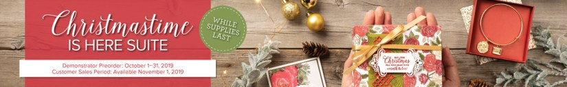 Christmastime is here Banner