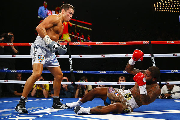 Golovkin Upsets American Boxer at Madison Square Garden