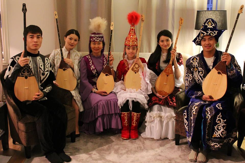 Norwegian Kazakhs Launch Association to Promote Kazakh Culture