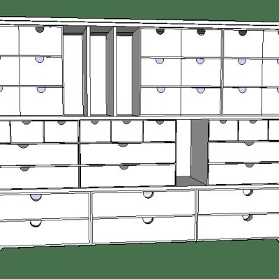 Planerat bygge