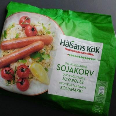 Jag testar: Sojakorv från Hälsans kök