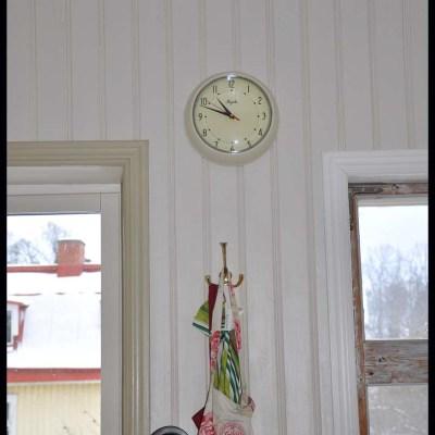 En ny klocka