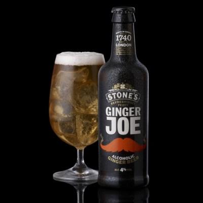 Jag testar: Stone's Ginger Joe