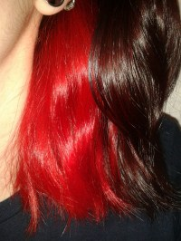 Elle Locks Of Bleach Color Hair Dye | dagpress.com