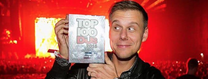 Armin Van Buuren Dj Top 100 Mag  A State Of Trance Live