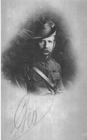 Bombardier George Hicks - Boer War Years ?