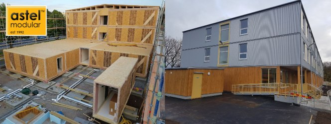 Modular Houses Build Your Project Up