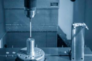 CNC Dik İşleme Parça Ayar
