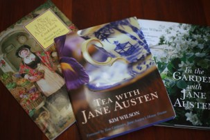 Some of our Jane Austen reading...
