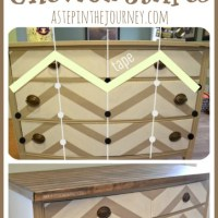 Chevron Stripes How-To...because it's tricky