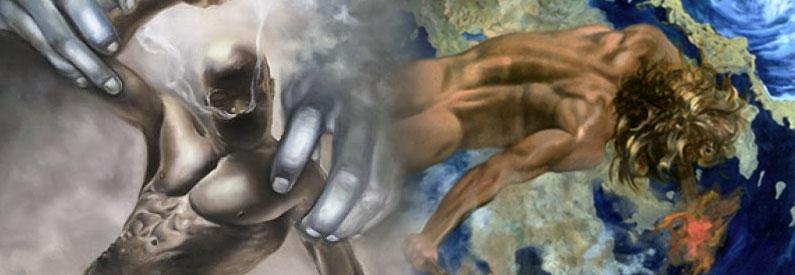 Prometeo, el mito de la creación del ser humano