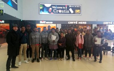 Changing the Lives of Sri Lankan Workers in Croatia