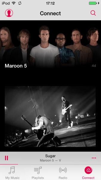 iOS 8.4 Music Screenshots 012